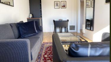 Standard dubbelrum soffa